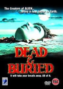 Dead And Buried Dvd James Farentino Melody Anderson Original Uk New Sealed R2