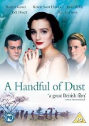 A Handful Of Dust Dvd Jackson Kyle James Wilby Original Uk Release New Sealed R2