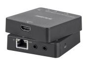 Monoprice Blackbird HDMI Extender, 50m, PoC, IR Kit, Loop Out