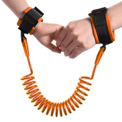 Baby Child Anti Lost Safety Wrist Link Harness Strap Rope Leash Walking Hand Belt Band Wristband for Toddlers