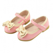 YJYdada Baby Toddlers Kids Girls Bowknot Party Princess Mary Jane Shoes (25