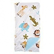 Baby Boy Lollypop Animal Blanket Sherpa Reverse
