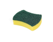 12PCS Cleaning Scrub Scruber Sponges-Household Cleaner Sponge Kitchen Bathroon Cleaning Tools