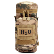 Orca Tactical MOLLE Water Bottle Pouch Holder H2O Hydration Carrier