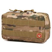 Orca Tactical MOLLE Compact EDC Multi-purpose Admin Utility Pouch Bag