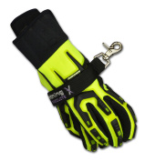 Lightning X Fireman's Deluxe Firefighter Turnout Gear Glove Strap for First Responder