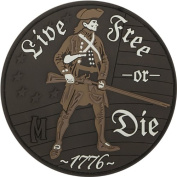Maxpedition Live Free Or Die Patch