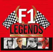 F1 Legends (Hobby Tins)