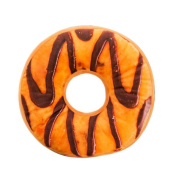 Pillowcases,Han Shi Soft Plush Pillow Cases Covers Stuffed Seat Pad Sweet Donut Foods Cushion Toys Pillowslips