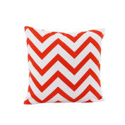RTYou(TM) Home Car Bed Sofa Decorative Wavy Patterns Pillow Case