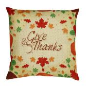 RTYou(TM) Halloween Pillow Case Sofa Waist Throw Cushion Cover