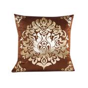 RTYou(TM) Flower Printed Sofa Waist Throw Cushion Cover Home Decor