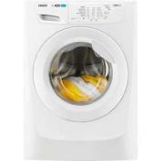 Zanussi Zwf81460w A+++ 8kg 1400 Spin 8 Programmes Washing Machine In White