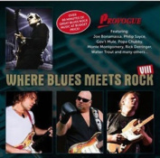 Various Artists : Where Blues Meets Rock Viii Cd ***new***