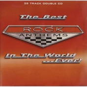 Best Rock Anthems...ever - Audio Cd - New Item