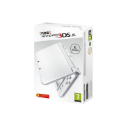 New 3ds Xl Pearl White Console -