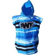 TWF Boys Poncho Hooded Changing Towel-One Size