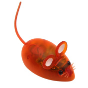 Novelty Electronic Nano Mechanical Simulation Vibrating Mouse Toys Spoof Toys Children Gift