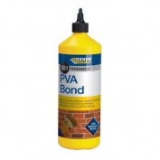 Everbuild 501 Pva Multi Purpose Bonding Agent Adhesive Primer Sealer 1 Litre