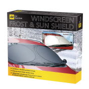 Aa Windscreen Protector Frost Shield Snow Dust Ice Snow Sheet Sun Cover