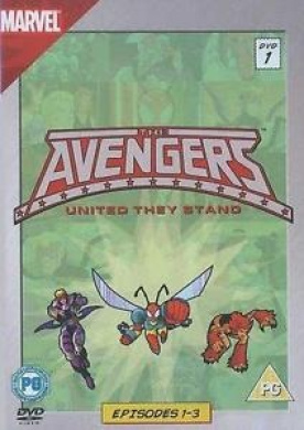 The Avengers - United They Stand - Dvd - New Item