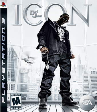 Def Jam: Icon Pour Sony Playstation 3 (neuf)