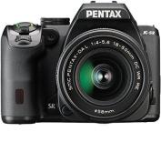 Pentax 18 - 50 Mm K-s2 Digital Slr Camera With Lens - Black
