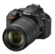 Nikon D5600 Dslr With 18-55mm Vr Lens. From The Official Argos Shop On