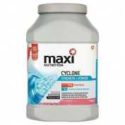 Maxi Nutrition Cyclone Strength + Power Strawberry Flavour 980g