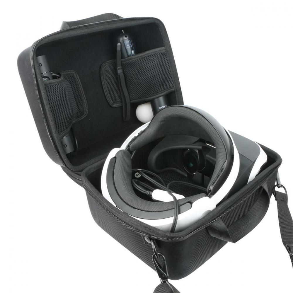 Khanka Hard Case Bag For Playstation Psvr Vr Headset(ps4)