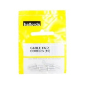 Halfords Bake Cycle Replacement Gear & Brake Cable Wire End / Cover / Crimps