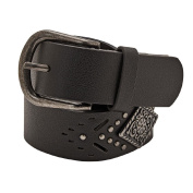 H & H Essentials Women's Western Stud Belt