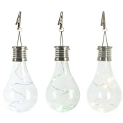 Vovotrade 1PC Waterproof Solar Rotatable Outdoor Garden Camping Hanging LED Light Lamp Bulb