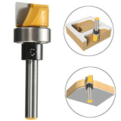0.6cm Shank Hinge Mortise Template Router Bit Woodworking Milling Cutter