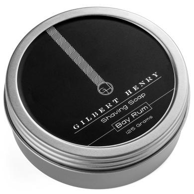 Gilbert Henry Bay Rum Shaving Soap