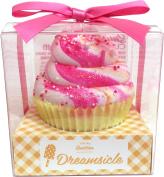 Feeling Smitten Large Dreamsicle Cupcake Bath Bomb