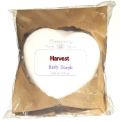 Harvest Bath Bomb - Iconic Scent of a Hayride - Fizzy Skin Softening Relaxation
