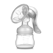 Manual Milk Saver Suction Breastmilk Containers Breastfeeding