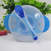 Bodhi2000 Baby Bowl with Spoon for Toddler Solid Food Feeding Bowls Set
