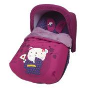 Saco portabebe Polar Complete Universal + Hood Gift.