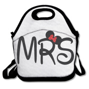 Black The Fellowship Of Silly Walks Lunch Bags For Man And Woman