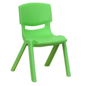 Plastic Classroom Chair [Set of 2] Seat Colour