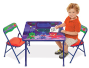 PJ Masks Superhero Team Activity Table 2 Play Set with Two Chairs
