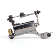 Electric Tattoo Machine Alloy Stealth Rotary Tattoo Machine Liner Shader Sliver with Box Set
