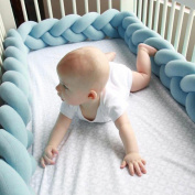 FEITONG Baby Infant Creeping Guardrail Bed Safety Rail Protect the Baby Room Decoration