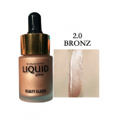 ROPALIA Illuminator Liquid Highlighter Face Glow Ultra-concentrated Bronzing Drops