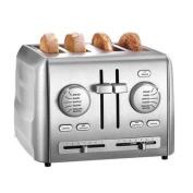 Cuisinart CPT-640 4-Slice Metal Toaster, Stainless Steel
