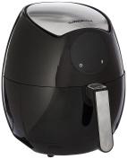 GoWISE USA GW22621 4th Generation Electric Air Fryer, Black, 3.5l, 1400W + Recipe Book