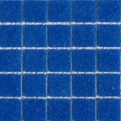 C 81 Deep Blue - 1.9cm Glass Tile - 0.2kg bag - Hakatai Glass Tile
