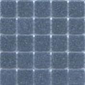B 36 Washed Denim - 1.9cm Blue Glass Tile - 0.2kg bag - Hakatai Glass Tile